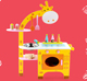 Best design funny wooden kitchen playsets for kids