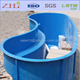 Long Fiberglass Preformed Fish Pond (L5.6xW2.2xH1.3Meter)