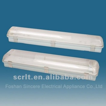 t8 ip65 waterproof luminaire fluorescent lighting fixture buy waterproof fluorescent lighting. Black Bedroom Furniture Sets. Home Design Ideas