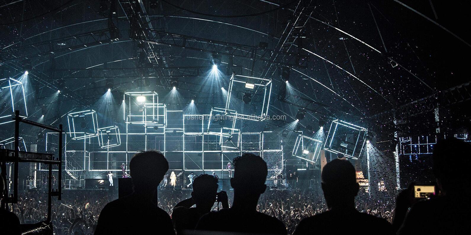 led stage lighting  dj equipment RGB 1meter led stage bar light price
