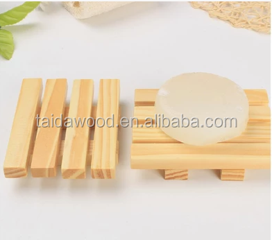 Personalized Handmade wood / Bamboo Soap Dish