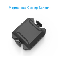 CooSpo Universal ANT+ Bluetooth Bike Speed and Cadence Cycling Sensor