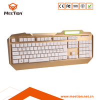 latest gaming keyboard with mobile phone holder keyboard for gaming player