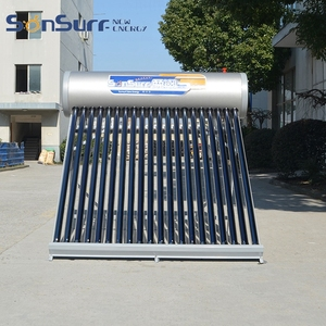 China Companies Heating Element Water Heater Solar Geyser Prices