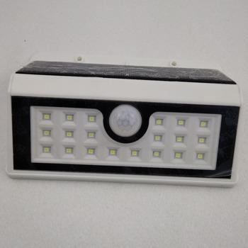 Baton Installer 20 Led Capteur Jardin Lumiere Exterieure Lampe Pour