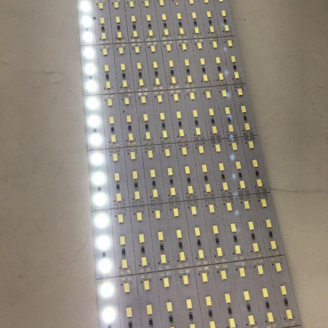 5730/5630 led rigid strip light 72leds/m 12v white /warm white