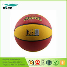Official size and weight laminated PU Womens basketballs