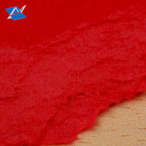 Hot selling Napkins Designs Red Color MG Tissue Paper