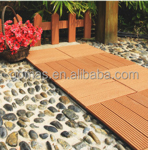 Recyclable waterproof wood plastic composite decking wpc <strong>floor</strong> for outdoor