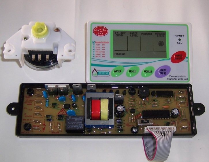 Washing Machine Computer Board Pcb Control Electronic Product On