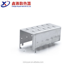 Tv parts new products custom cold stamping heatsink / radiator