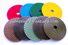 granite polishing pads,diamond polishing pad