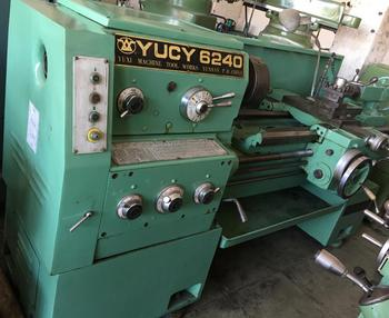 Used Big Lathe Brand 1 5 Meter 6240b Lathe Machine For Sale In Philippines  - Buy Used China/japan/taiwan Precision Lathe,Old Mini Lathe,Cheap Price
