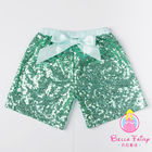 Rand wholesale baby summer pants baby training sequin shorts