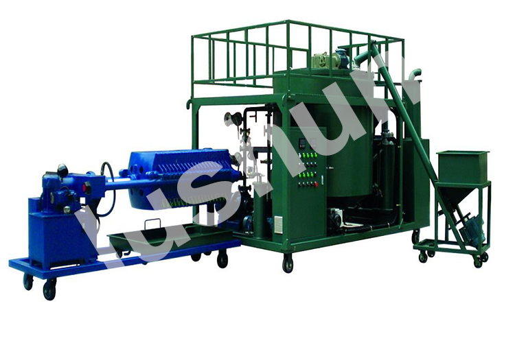 Newest Technology Waste Motor Oil Recycling Treatment With Green Technology