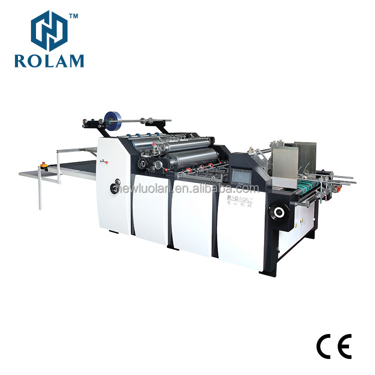 GK-1080T Volautomatische Papieren Tissue Doos Film pvc Venster Patchen Machine