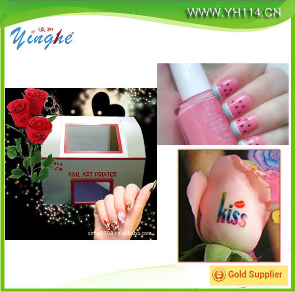 Beautiful Nail Printer / Flower Printing Machine - Buy Beautiful ...