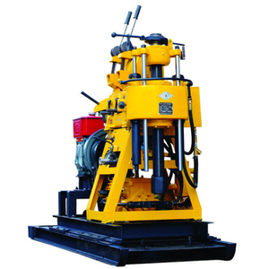 Magnetic Core Drilling Machine Deep Well Borehole Drilling with Diesel Water Pump