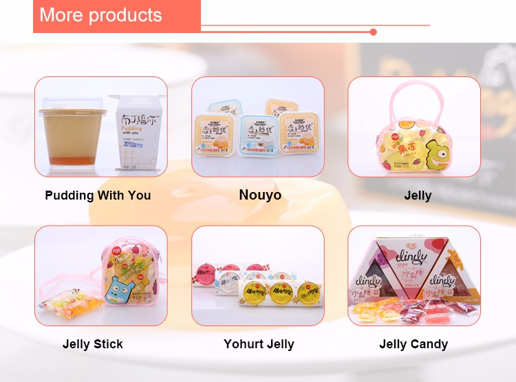 192g cheap sweets and candies jelly for export food