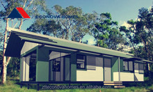 Econova flat pack container house/prefabricated houses container china prefab house / manufacture container homes