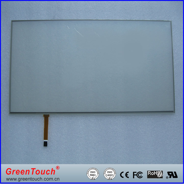 GreenTouch 5.7 inch resistive touch panel 4 wire resistive touch screen high quality