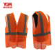 Customized Reflective Tape Orange China Safety Vest