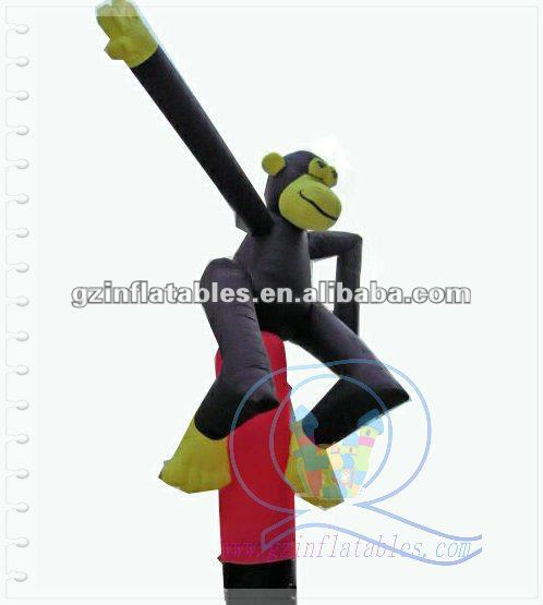 (Qi Ling) inflatable monkey air dancer