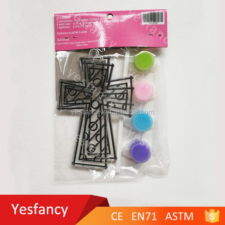 Wholesale Online Kids Suncatcher Paint Set - Buy Kids Suncatcher ...