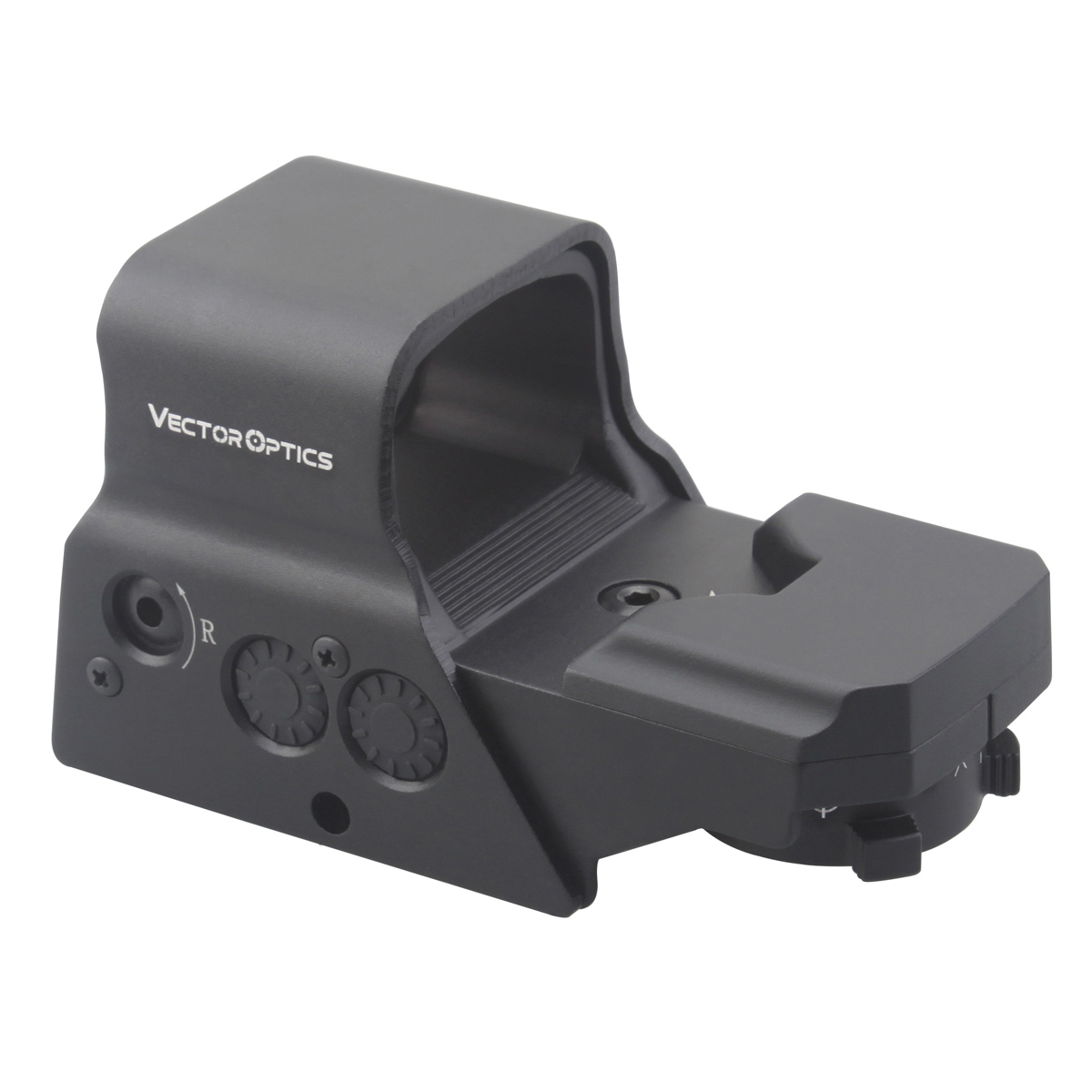 US Design Omega Tactical Combat Red Dot Sight with 8 Reticles QD Mount Solar Power