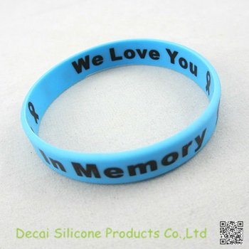 gamme de couleurs exceptionnelle magasin officiel aliexpress Personalized Wristbands No Minimum Order From Rubber Bracelets Maker To  Design Your Own Rubber Wristbands - Buy Cheap Rubber Silicone ...