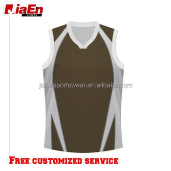 e2c45feda4 Wholesale Brown and Gray Basketball Jersey /Custom Basketball Uniforms /College  Basketball tank tops