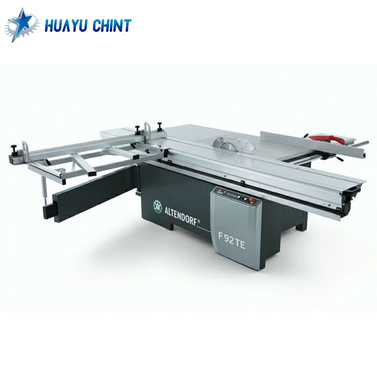 Precision Wood Cutting Sliding Table Saw Machine Band Sawing Multipurpose Woodworking Universal