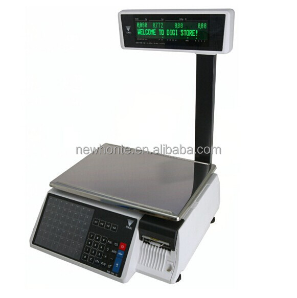 New Original SM110P SM110 SM100 Electronic scale barcode scales