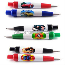 cartoon character pens