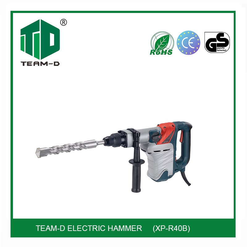 Electric Hammer Electric Portable Jack Hammers/High quality TD 40mm Industrial Hammer Electric Power tools