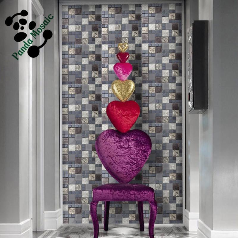 Badkamer Muur Behang ~ behang moza?ek keuken tegels marmer 3d moza?ektegels badkamer muur