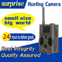12MP HD Wildlife Trail Cameras MMS Suntek hc300m Wireless GSM Cameras Trap FREE shiping