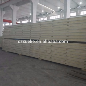 pu cold room board /cold storage plate /cold chamber panel