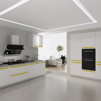 White Modular Kitchen Design Buy Modular Kitchen Design
