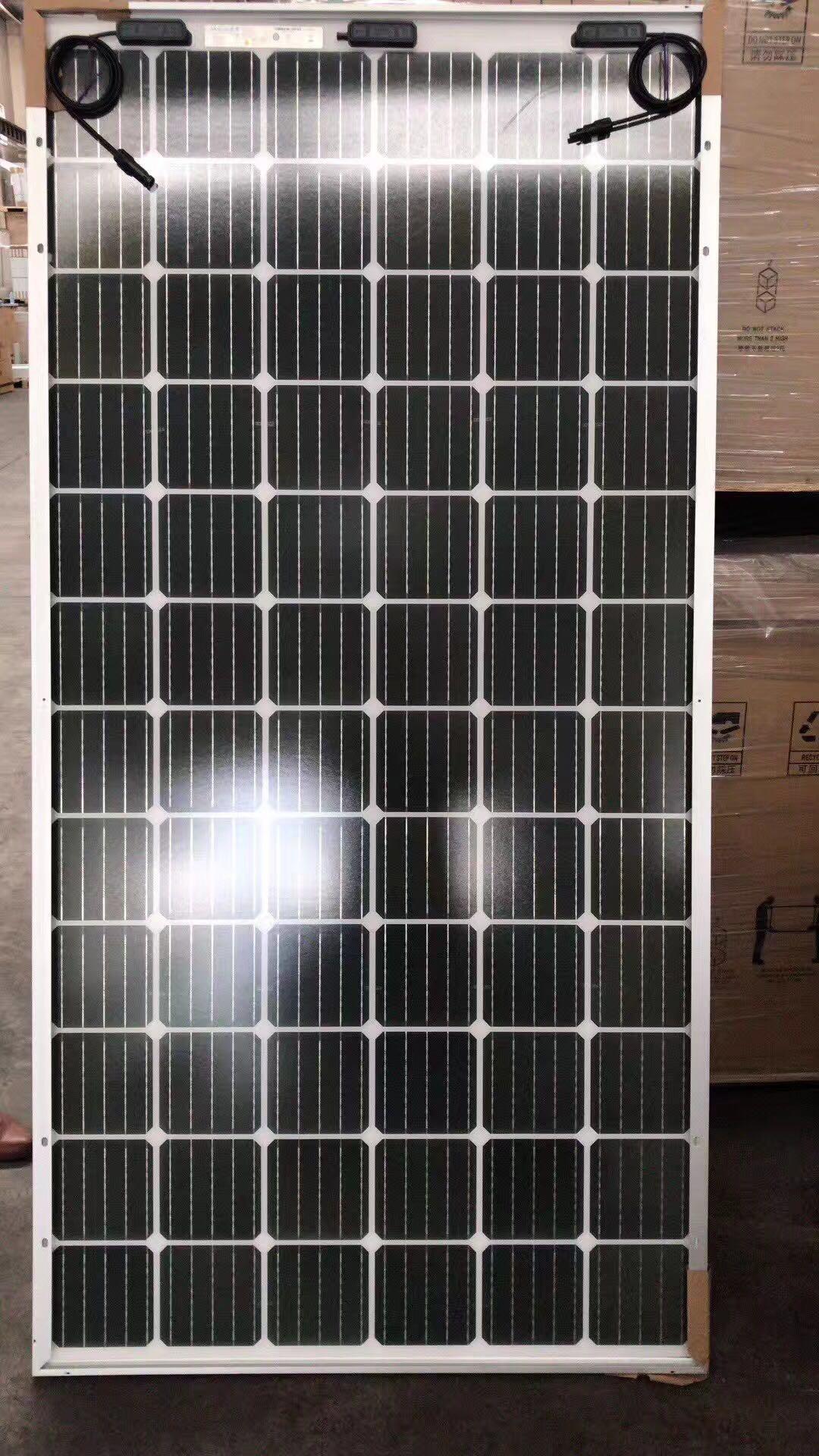 cheap price JA Longi 360W,365W 370W,375W,380W Bifacial Mono solar panels,  View JA Bifacial mono panel, LG Product Details from Shenzhen Dingjing
