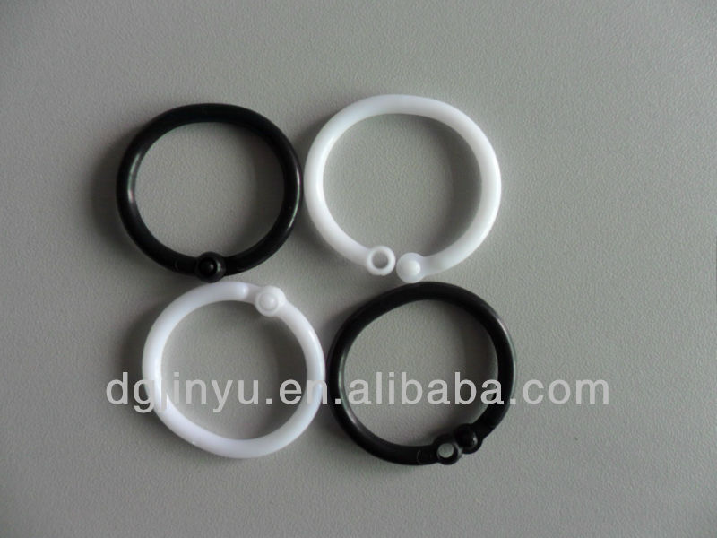 small plastic ring