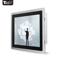 industrial Made-in-China good performance 12 inch lcd touch screen monitor all in one Touch pos PC