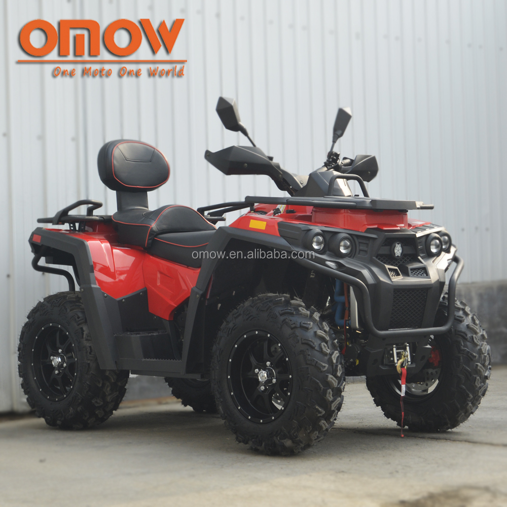 2017 Euro 4 T3 EEC 500cc 4 Wheel Quad Bike