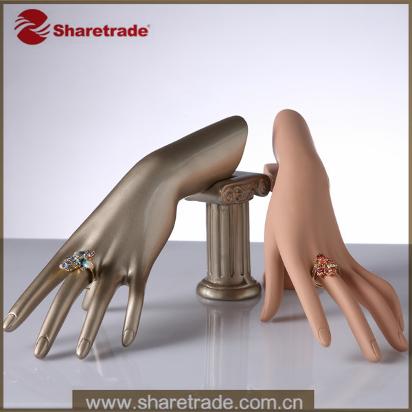 Wholesale Sexy Lifelike Lady Hand Display Safty Mannequin For Ring
