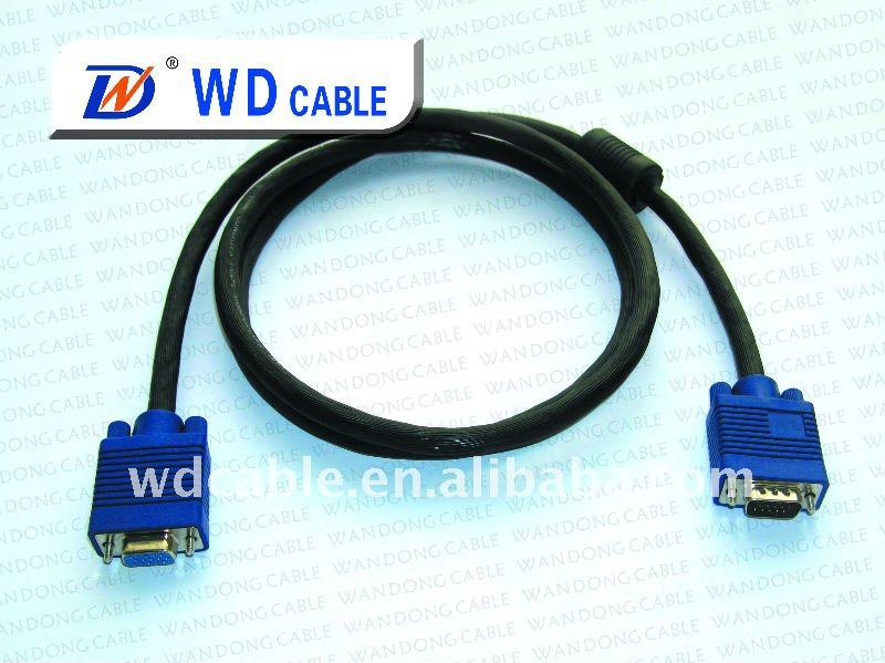 Astounding Vga Cable Wiring Diagram Vga Cable Wiring Digital Resources Jonipongeslowmaporg