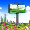 outdoor electronics digital led billboard / street advertising P8 led display outdoor