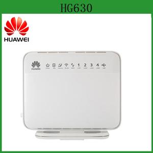 New HUAWEI ADSL VDSL2 HG630 broadband modem 300m wireless router