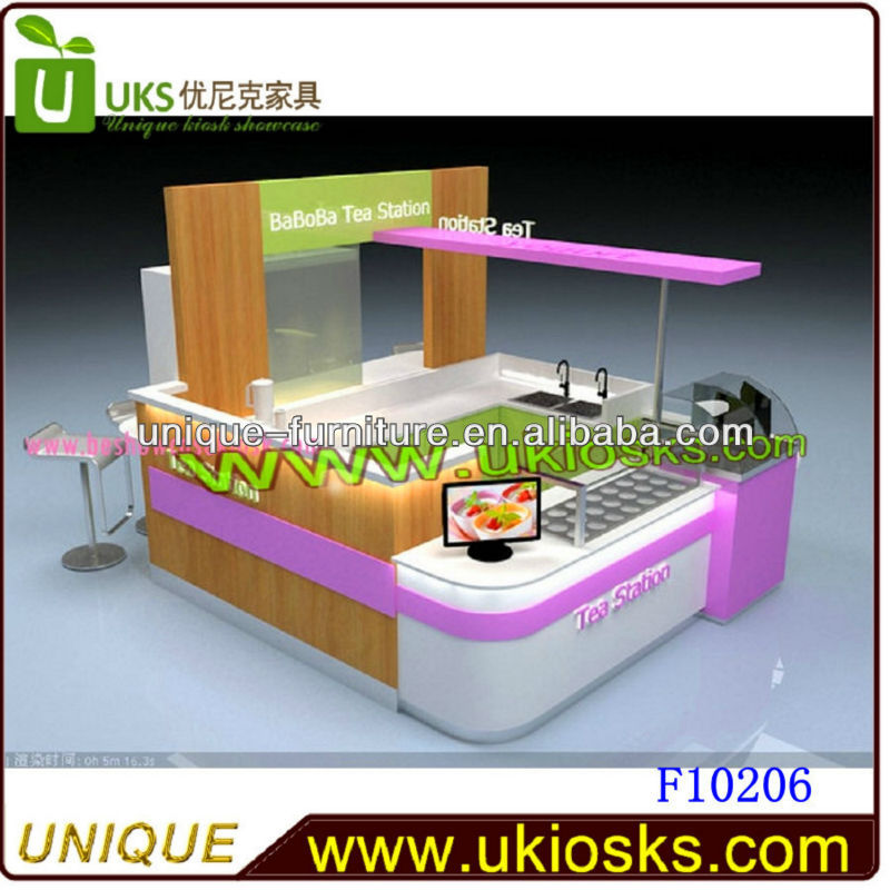 3D 12X12ft MAll Juice Bar Design Attractive Juice Bar and Kiosk For Sale Top Quality Juice Bar And Kiosk Design Ideas