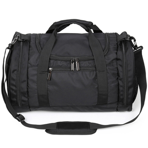 best travel accessories travel bag Can accommodate a basketball bags for men permit visa work China supplier