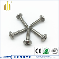 M3 Cross Reccessed Pan Head Sheet Metal Screw